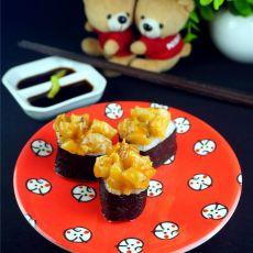 味付海螺寿司的做法