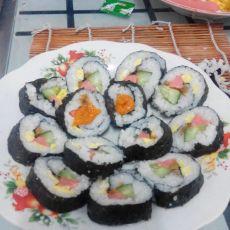紫菜卷饭的做法