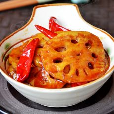 韩式酱莲藕
