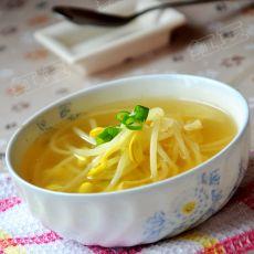 韩式豆芽汤
