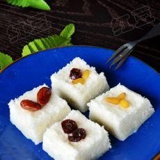 韩国白雪蒸糕