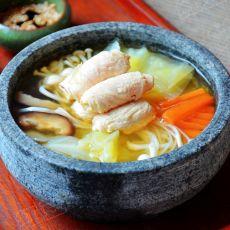 韩国鸡肉火锅