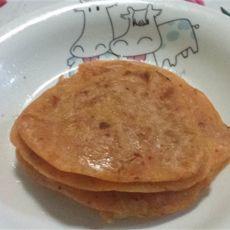 泡菜饼的做法