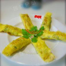 三鲜蛋饺的做法