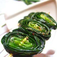 春天的韭菜卷