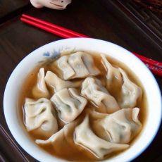 韭菜鲜肉饺子(首发)