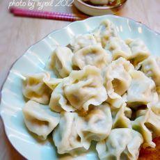家常版三鲜水饺―头伏吃饺子的做法