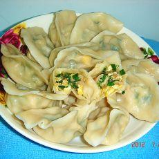 三鲜韭菜馅水饺的做法