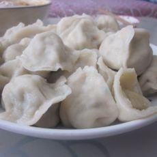 韭菜香菇饺子的做法