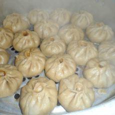 香菇韭菜猪肉包的做法