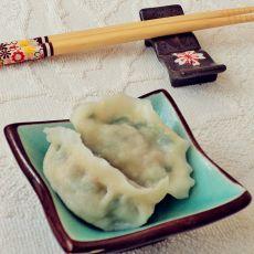 韭菜香菇猪肉馅水饺的做法