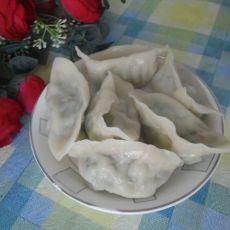大虾水饺的做法