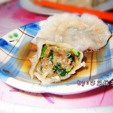 猪肉白菜 韭菜饺子