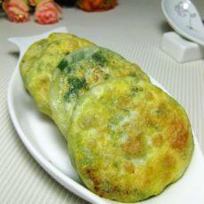 韭菜油豆腐馅饼的做法