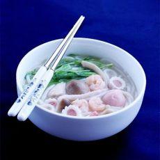 海鲜米线的做法