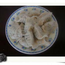 胡萝卜豆角韭菜饺子
