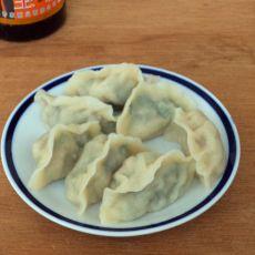 猪肉韭菜馅水饺的做法