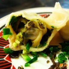蛤蜊三鲜水饺
