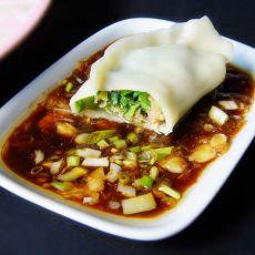 韭菜猪肉饺子的做法