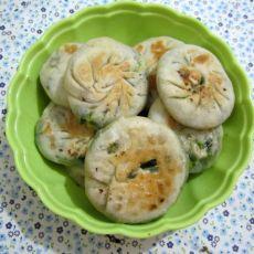 鸡蛋韭菜饼的做法