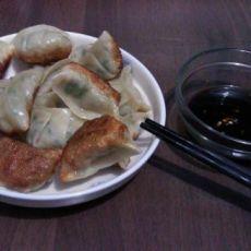 韭菜煎饺的做法