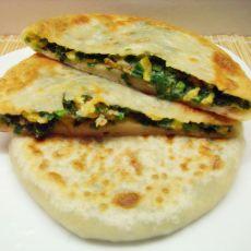 韭菜猪肉三鲜馅饼的做法