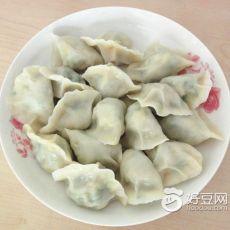 三鲜虾仁饺