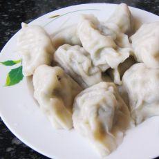 大白菜猪肉虾饺