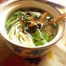 什锦菌蔬火锅