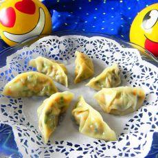 韭菜猪肉饺