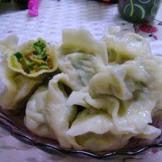 黄花菜猪肉水饺的做法