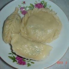 素白菜饺子