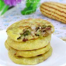 西葫芦韭菜肉饼的做法