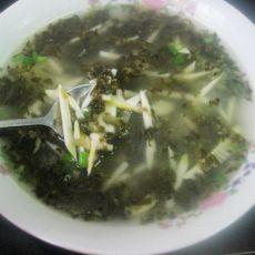 酸菜竹笋汤