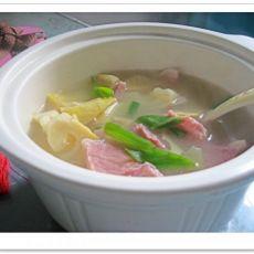 春笋咸肉汤