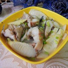 春笋黑鱼汤