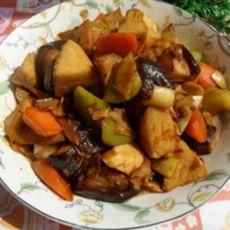 炒莴笋春笋香菇