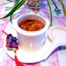 春笋香菇鱼胶排骨汤