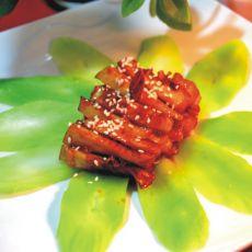 翡翠油焖双笋