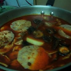 美味羊肉火锅(清油版)
