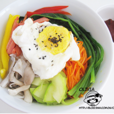 韩式家常拌饭