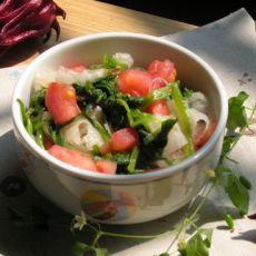 银耳番茄沙拉的做法