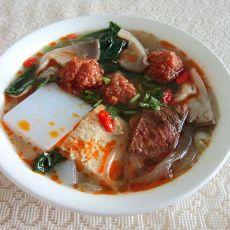 牛肉丸子汤――新疆味道的做法