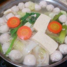 健康养生火锅