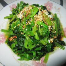 芝麻香菠菜