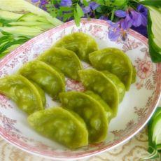 翡翠蒸饺的做法