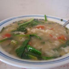 美味疙瘩汤