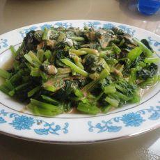 麻酱拌菠菜