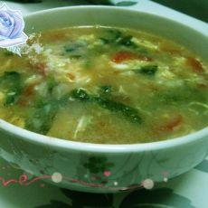 五香疙瘩汤