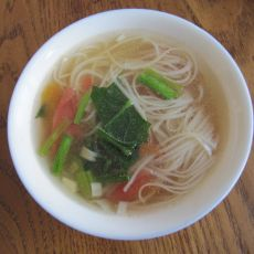 银丝挂面汤